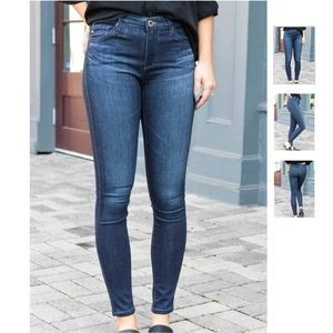 Ag Adriano Goldschmied Jeans - AG The Legging Super Skinny Ankle Jeans